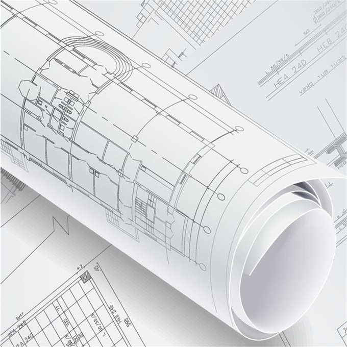 金湾工程白图