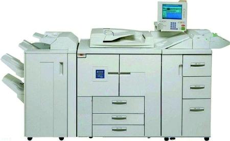 理光激光复印机